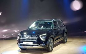 В Дели дебютировала Hyundai Creta второго поколения