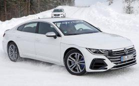Volkswagen «разгорячит» еще две популярные модели