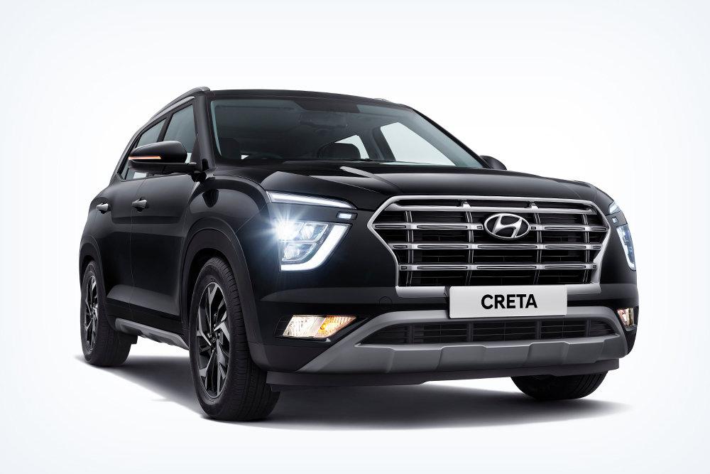 Новый Hyundai Creta собрал более 10 тысяч предзаказов за неделю