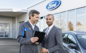 Ford закрывает дилеров и уходит в онлайн