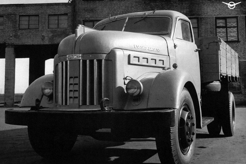 УльЗИС: уникальный советский грузовик с дизельным двигателем GMC