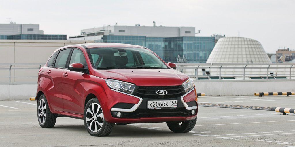 АвтоВАЗ отправит в ремонт 12 тысяч Lada из-за проблем с тормозами