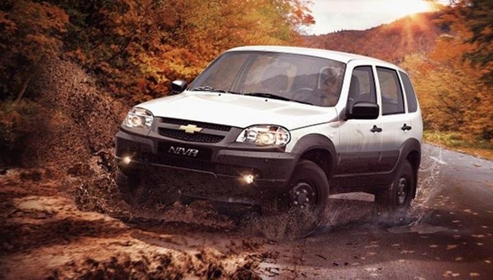 АвтоВАЗ готовит обновленный внедорожник Lada Niva