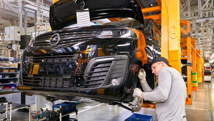 В России приостанавливают выпуск автомобилей Peugeot, Citroen и Opel