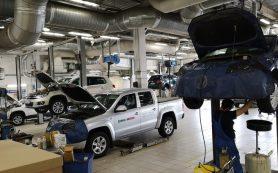 Российские дилеры просят правительство разрешить ремонт автомобилей