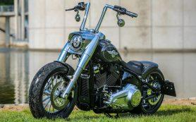 Преображение мотоцикла