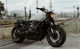 Кастом-байк Yamaha XJR1300