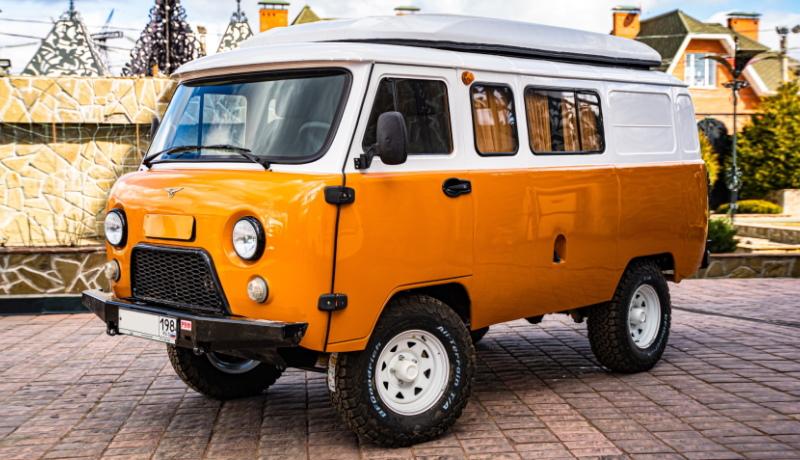 Новый автодом «УАЗ Байкал» начали продавать в России