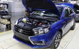 АвтоВАЗ приостановит выпуск автомобилей почти на 3 недели