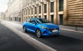 Российский Hyundai Solaris получил «очень безопасную» версию