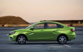 Обновленная Lada Vesta появится уже в этом году!