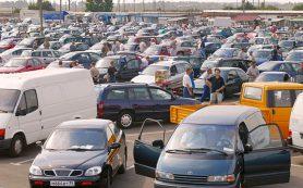 Названы самые популярные автомобили двух столиц