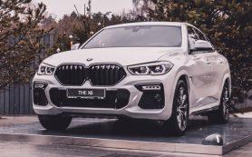 Новую модель BMW начали выпускать в России