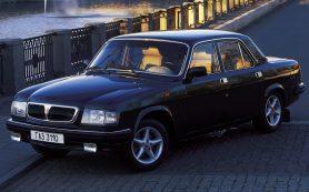 Обзор на легковой автомобиль ГАЗ-3110 Волга