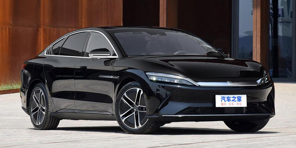 Китайцы выпустили доступного конкурента Tesla