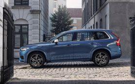 В России отзывают 10 тысяч потенциально опасных Volvo