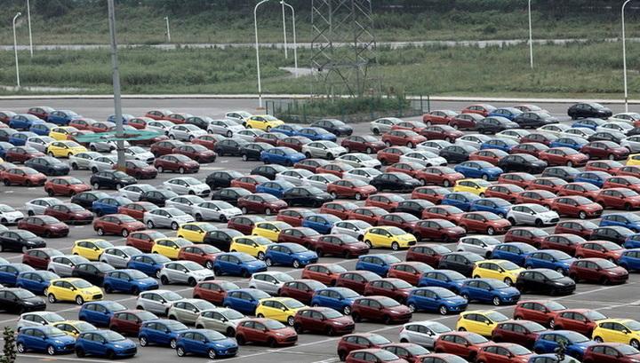 В апреле мировые автопродажи упали на 45%