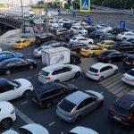 В Москве зафиксирован рекорд пассажиропотока в автомобилях и транспорте