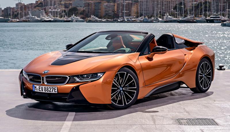Компания BMW завершила производство необычного спорткара