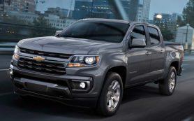 Американцы обновили пикап Chevrolet Colorado