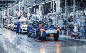 BMW подготовилась к серийному выпуску первого электрического кроссовера