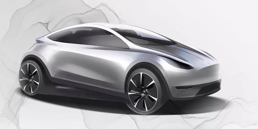 Tesla попросила дизайнеров создать электрокар в «китайском стиле»