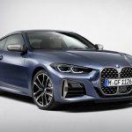 """Большие """"ноздри"""" нового BMW 4 Series оценили в России в 3,12 млн рублей"""