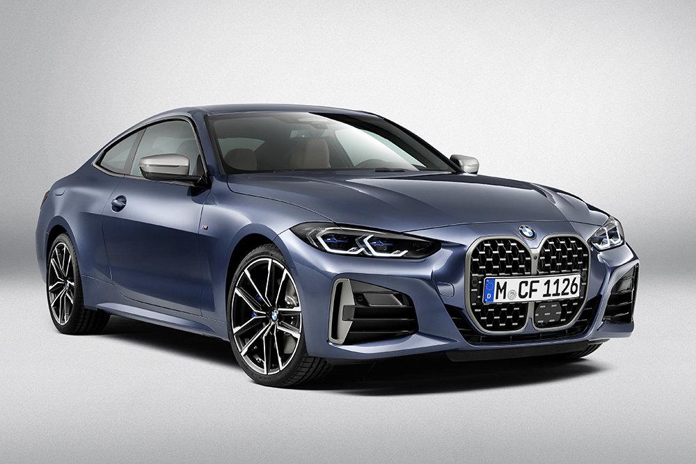 Большие «ноздри» нового BMW 4 Series оценили в России в 3,12 млн рублей
