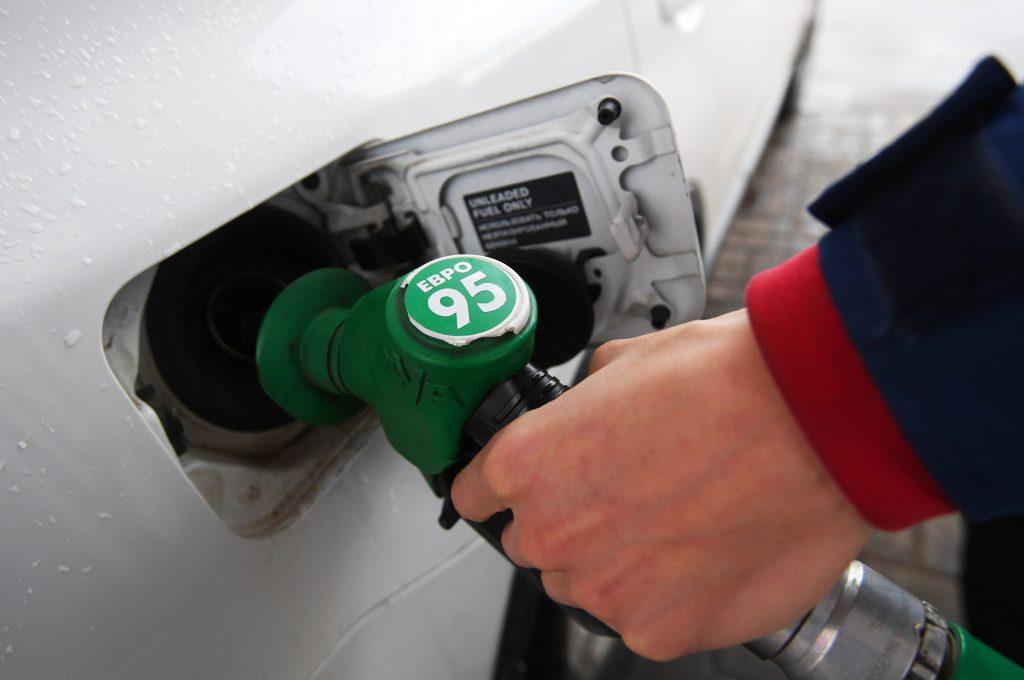 Стоимость бензина АИ-95 на бирже побила новый рекорд