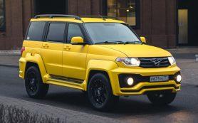 «УАЗ Патриот» нового поколения: проект поставили на паузу?