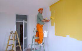Общестроительные услуги — покраска, штукатурка, шпатлевка