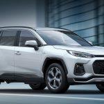 Suzuki Across станет близнецом Тойоты RAV4 в Европе