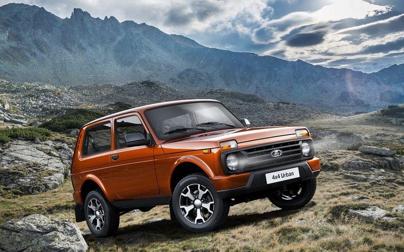 Сборку Lada 4×4 могут наладить в Германии. Или выпустить новую машину на ее агрегатах