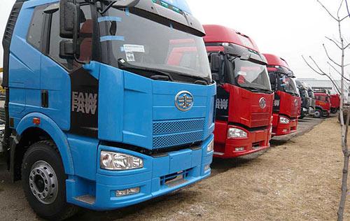 Запчасти из Китая для китайских грузовиков