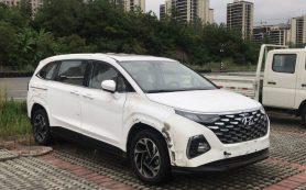 Hyundai выпустит огромный минивэн Custo