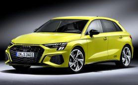 Новый Audi S3 оказался чуть медленнее предшественника