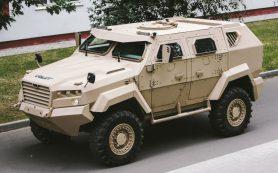 Представлен новый белорусский бронеавтомобиль с мотором из Кореи и коробкой передач из США