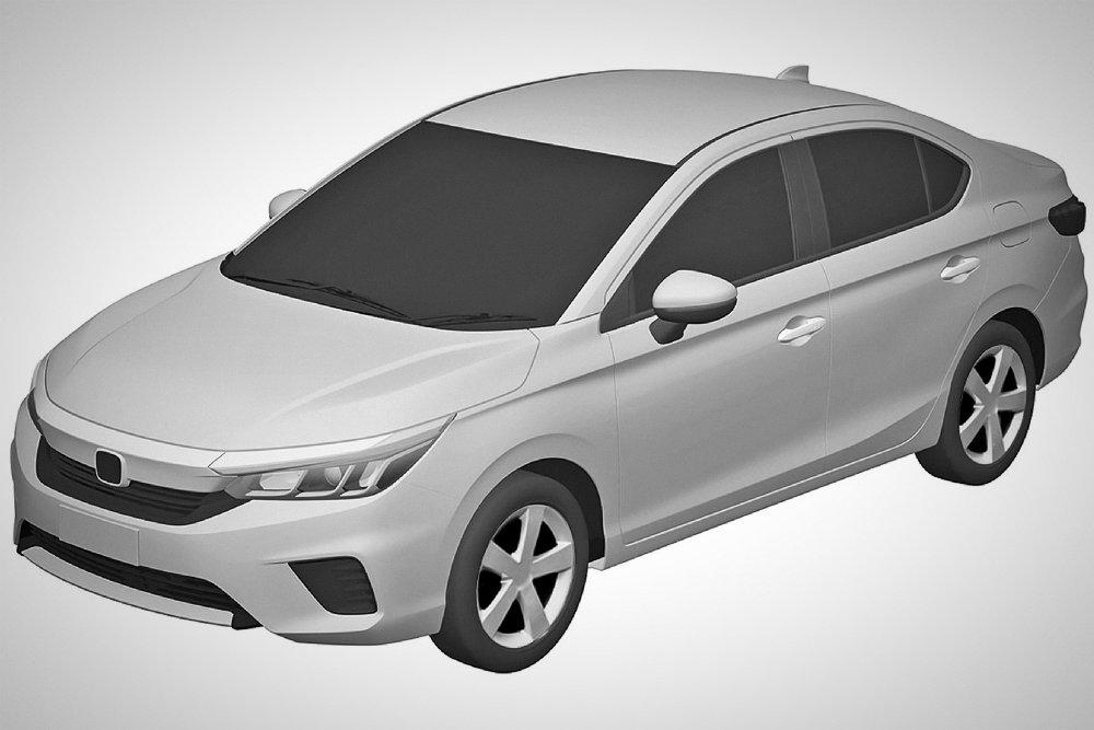 Honda запатентовала в России конкурента Vesta, Rio и Solaris