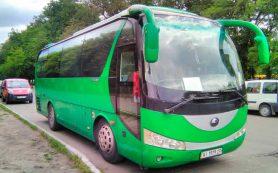 Пассажирские автобусы по Украине