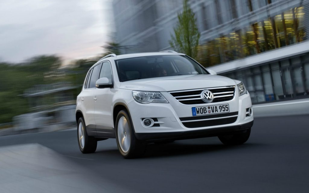 Volkswagen продал в России предсерийные машины и отправит их в утиль