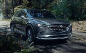 Обновленная Mazda CX-9 станет дороже
