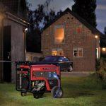 Выбираем дизельный генератор для дачи