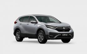 Honda рассказала об обновленном кроссовере CR-V для России