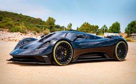 Итальянцы построили суперкар с 700-сильным мотором за полмиллиона евро