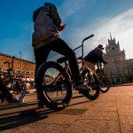 ГАИ перечислила приводящие к ДТП нарушения правил велосипедистами