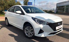 Hyundai анонсировал специальную версию Solaris для России