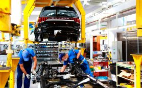 Kia запустила в России производство нового внедорожника
