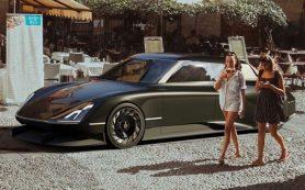 Посмотрите, каким бы мог быть Citroen DS по прозвищу «Богиня» в 2020 году