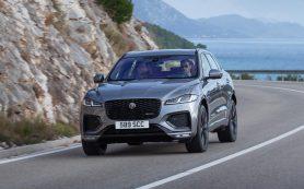 Обновлённый Jaguar F-Pace, водородный Mercedes-Benz и электрический Ford F-150