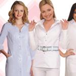 Современная и удобная медицинская одежда